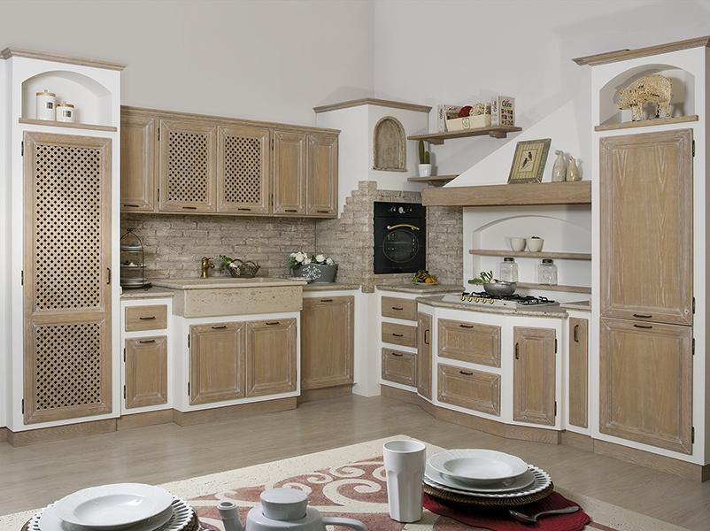 Vendita e montaggio cucine classiche a ravenna for Arredamenti ravenna